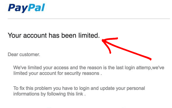 PayPal Suspended Solutions - Bizz Expert